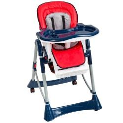 Детский стульчик для кормления «Baby» регулируемый