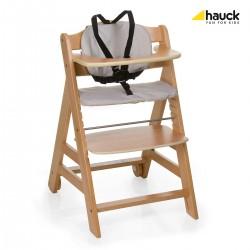 Деревянный стульчик Hauck Beta+