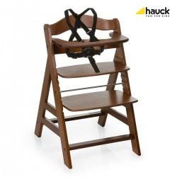 Деревянный стульчик Hauck Alpha Plus