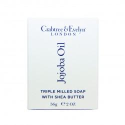 Мыло-крем с маслом Жожоба в картонной упаковке, 56 гр.