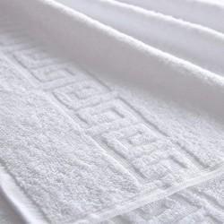 Полотенце махровое, 40х70 см., без бордюра