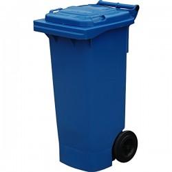 Мусорный пластиковый контейнер, 80 л.