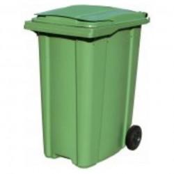 Мусорный пластиковый контейнер, 360 л.