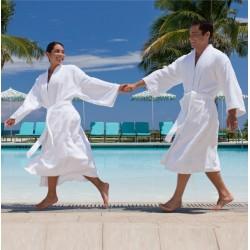 Велюровый халат Boca Terry, кимоно