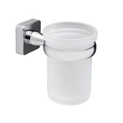 Стакан для зубных щеток стеклянный