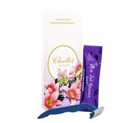 Бритвенный набор Challet Fleur Эконом, картон
