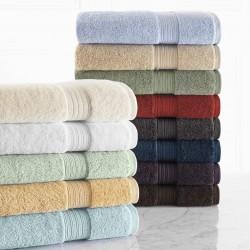 Махровое полотенце «KASSADЕSIGN»