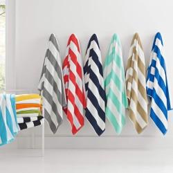 Махровое пляжное полотенце «CABANA STRIPE»
