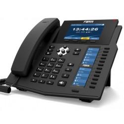 Проводной гостиничный телефон VoIP, Fanvil X6