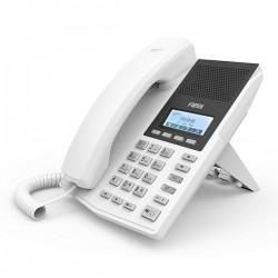 Проводной гостиничный телефон VoIP, Fanvil X3 Белый