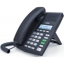 Проводной гостиничный телефон VoIP,Fanvil X3P Black