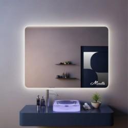 Зеркало с подсветкой в ванную Light