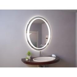 Зеркало в ванную с подсветкой Lake