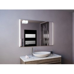 Зеркало для ванной комнаты с подсветкой Aurora