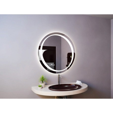 Зеркало в ванную с подсветкой Belt