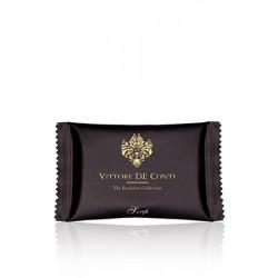 Мыло Vittore de Conti, 15 гр. во флоупаке