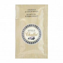 Шампунь-кондиционер Challet Style ,10 мл., саше