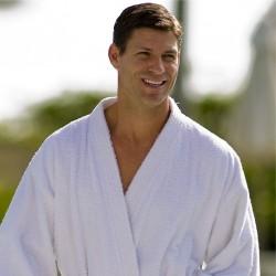 Махровый халат Boca Terry, кимоно
