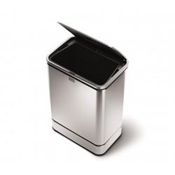 Сенсорный мусорный бак Simplehuman, 40 л.