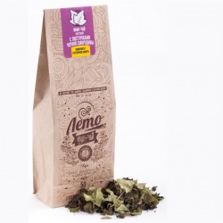 Иван-чай с листочками чёрной смородины, 50 гр.