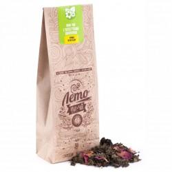 Иван-чай с лепестками шиповника, 50 гр.