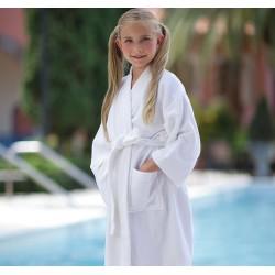 Детский велюровый халат Boca Terry, кимоно