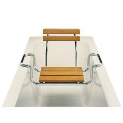 Сиденье для ванны Aris со спинкой